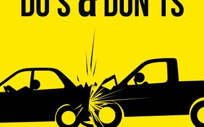 Auto Accident – Do's and Don'ts