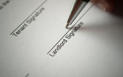 Do I Really Need to Sign a Lease with my New Landlord?