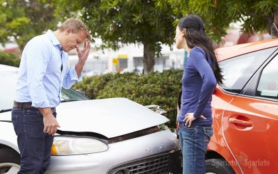 Auto Accident Causes That Could Be Your Fault