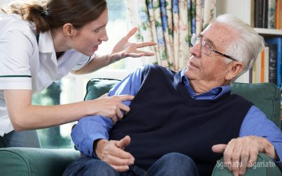 Watching Out For Elder Abuse