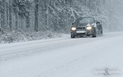 Be Ready To Drive In The Snowy Weather