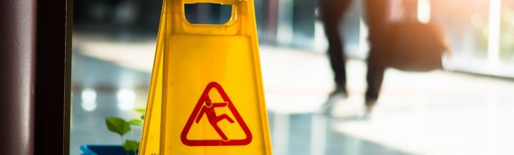 Where Slip And Fall Accidents Commonly Occur