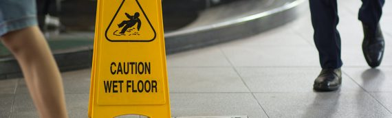 Common Causes of Slip and Fall Accidents