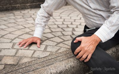 How to Prevent Slips, Trips and Falls on Your Property