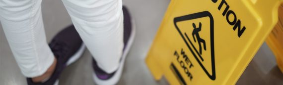 The Most Common Slip and Fall Injuries