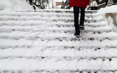 Can you Make a Personal Injury Claim if you Slip on Snow and Ice?